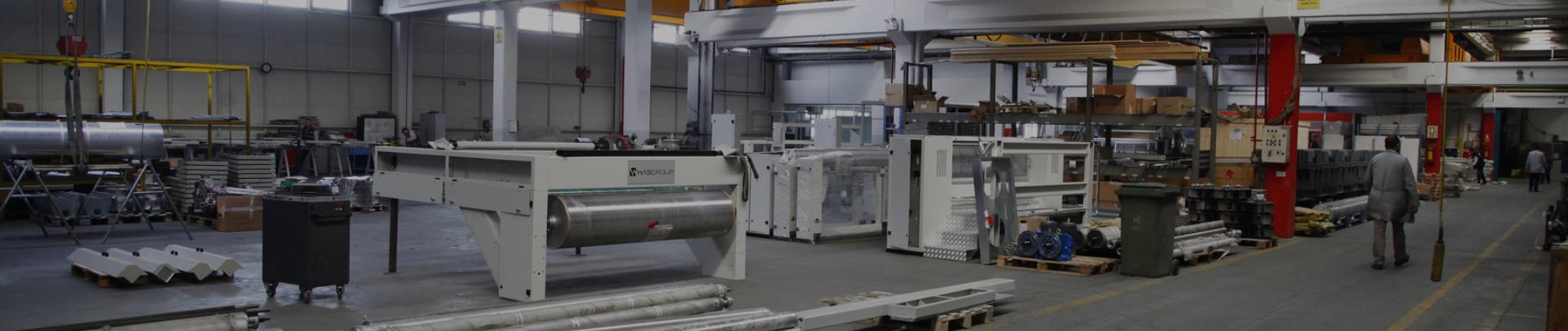 Maszyny i urządzenia przemysłowe